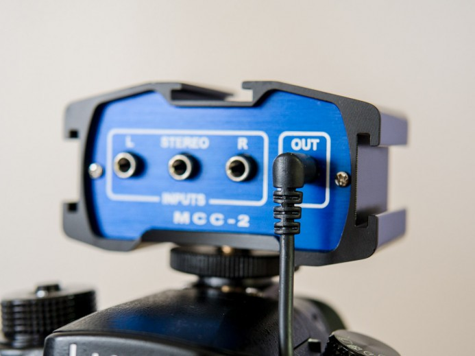 3.5mm Stereo output