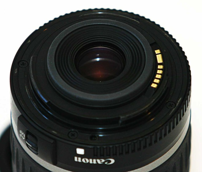 Canon EF-S Lens Mount