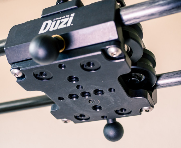 Duzi Center mounting options