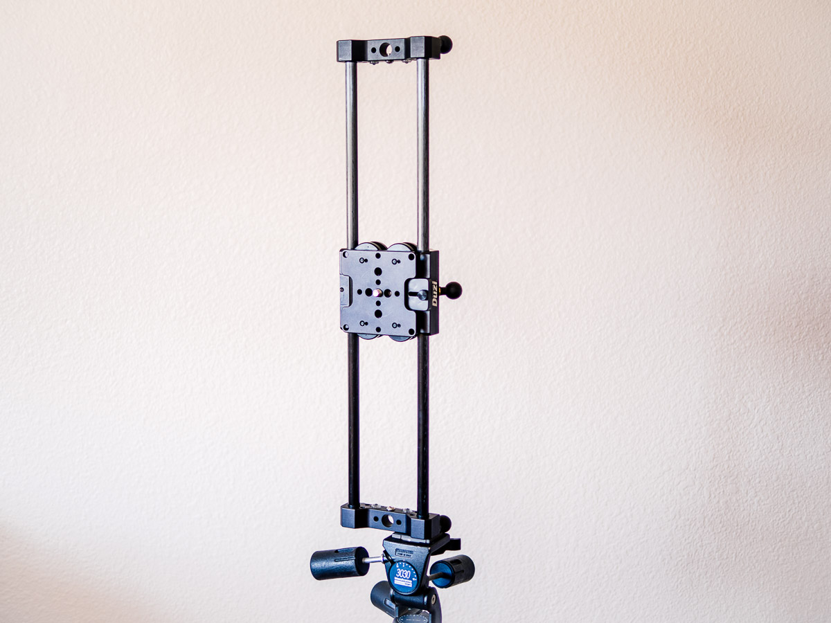 Cinevate Duzi Slider Review - Suggestion of Motion