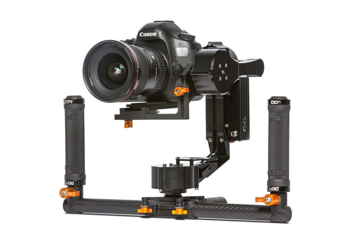 Inverted Gimbal