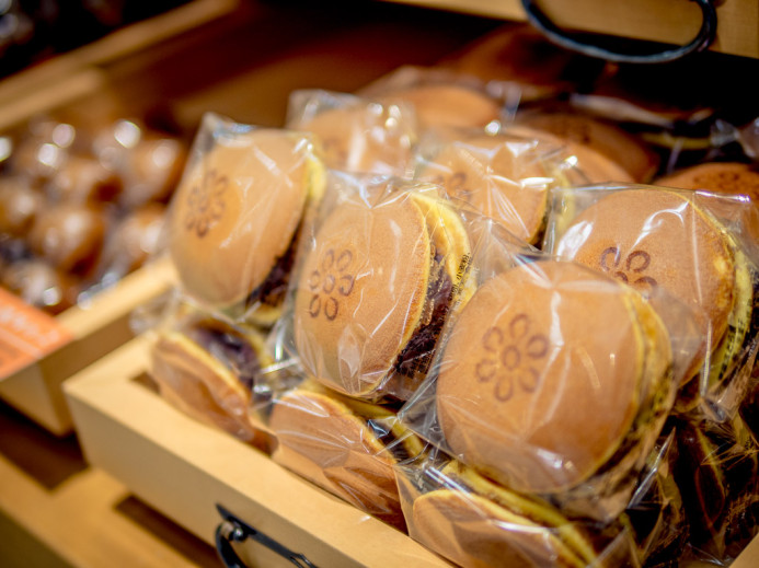 Dorayaki at Takano Department Store