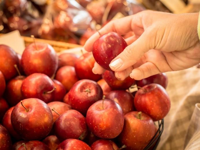 Baby Aomori Apples