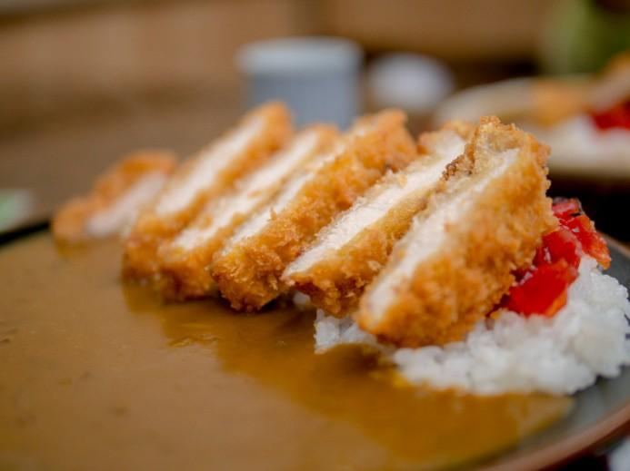Golden Tonkatsu Curry