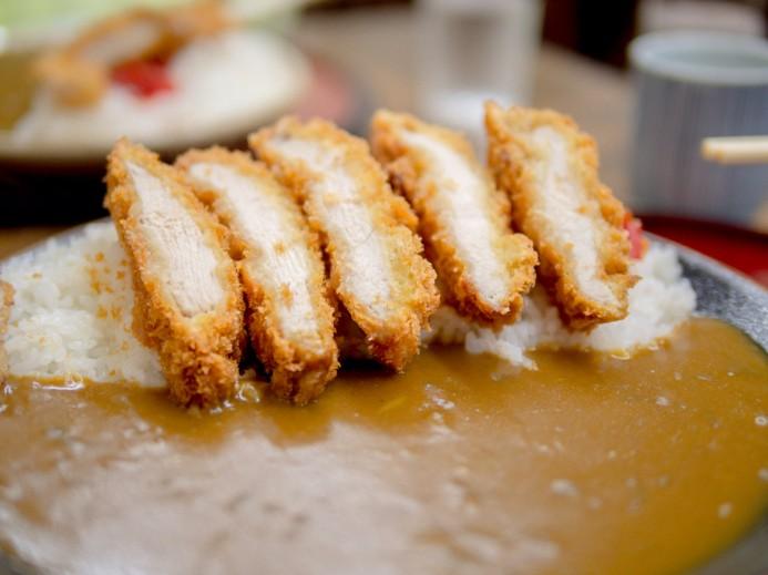 Crunchy Tonkatsu Curry