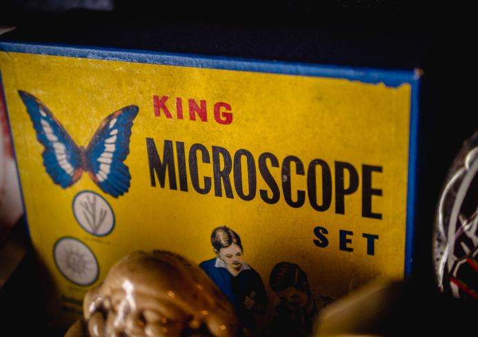 King Microscope Set
