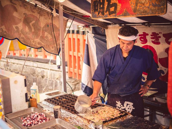 Takoyaki Man