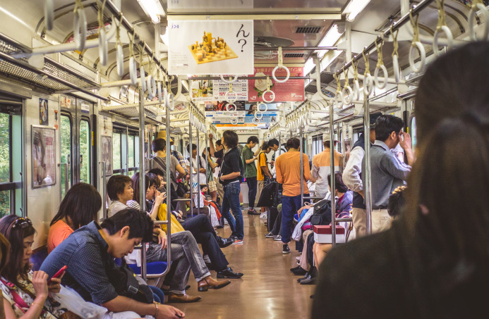Train to Inari