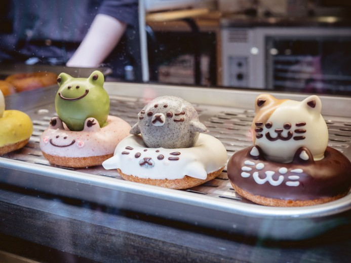 Cutest Donuts Ever?