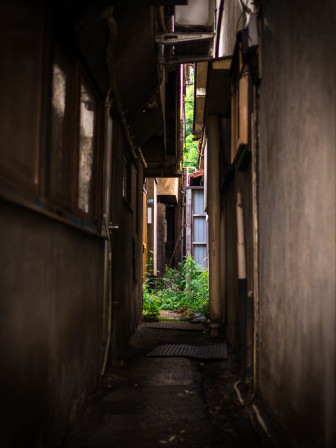 Alleyway in Otsuka