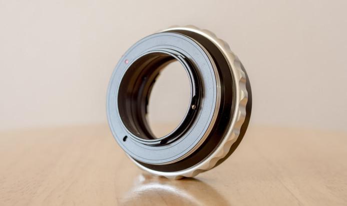 Camera mount (MFT)