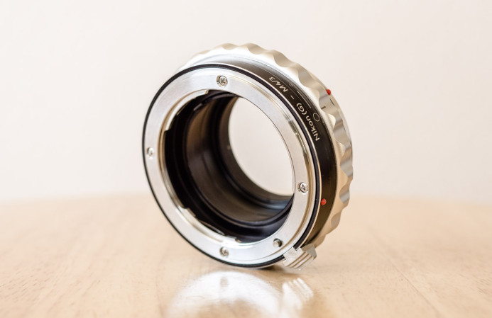 Lens mount (Nikon)