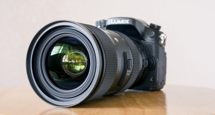 Nikon-mount lens on Canon EF Speed Booster