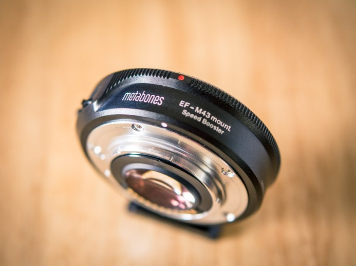 Metabones Canon EF Speed Booster