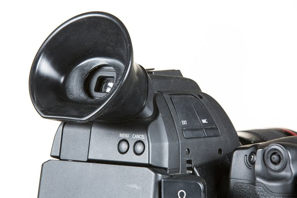 Miller & Schneider C-Cup Eyecup for the Canon C100