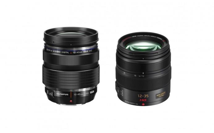 Panasonic 12-35mm f/2.8 vs Olympus 12-40mm f/2.8