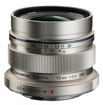 Olympus 12mm f/2.0