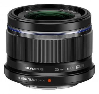 Olympus 25mm f/1.8