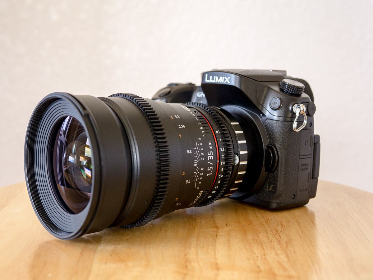 6 Reasons Why DSLR Shooters Love the Panasonic GH4