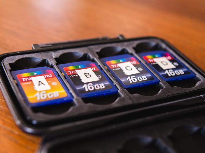 Class 10 Memory Cards