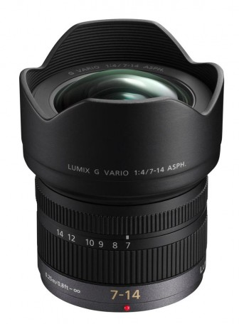 Panasonic 7-14mm f/4