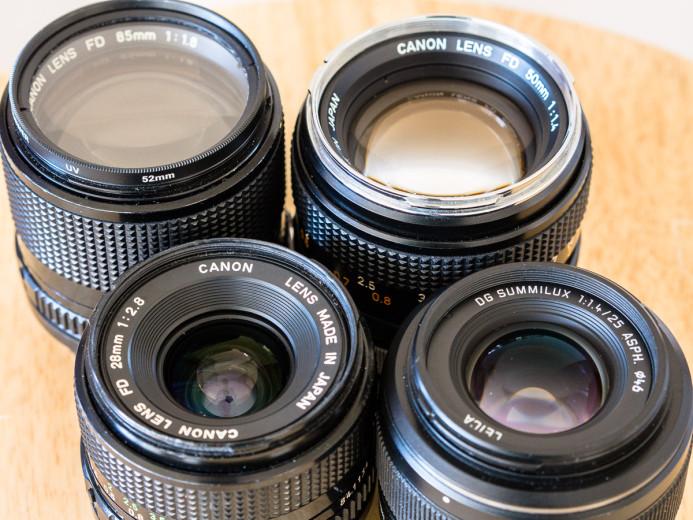 Legacy Lenses