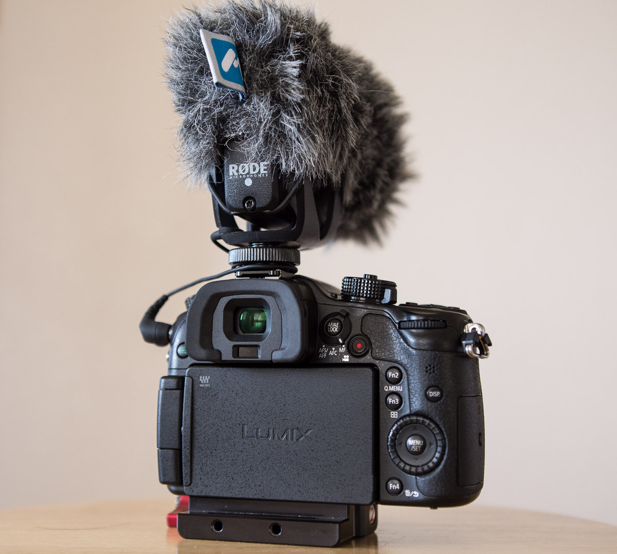 Panasonic Gh4 Audio Buzz Fix The Good Bad Strange Mic Rode Videomicro Video Micro Noise Floor Test Setup