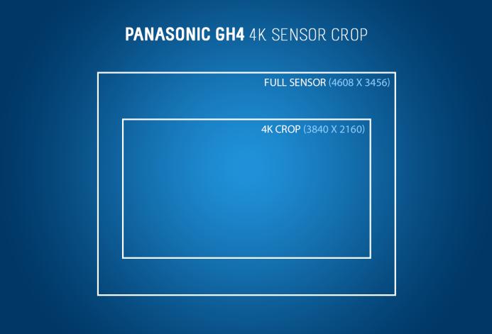 Panasonic_GH4_Sensor-Size-vs-4K
