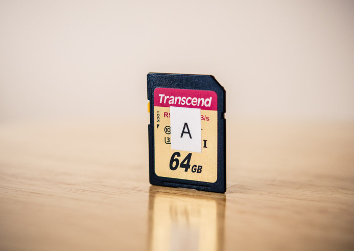 IPB uses memory cards efficiently