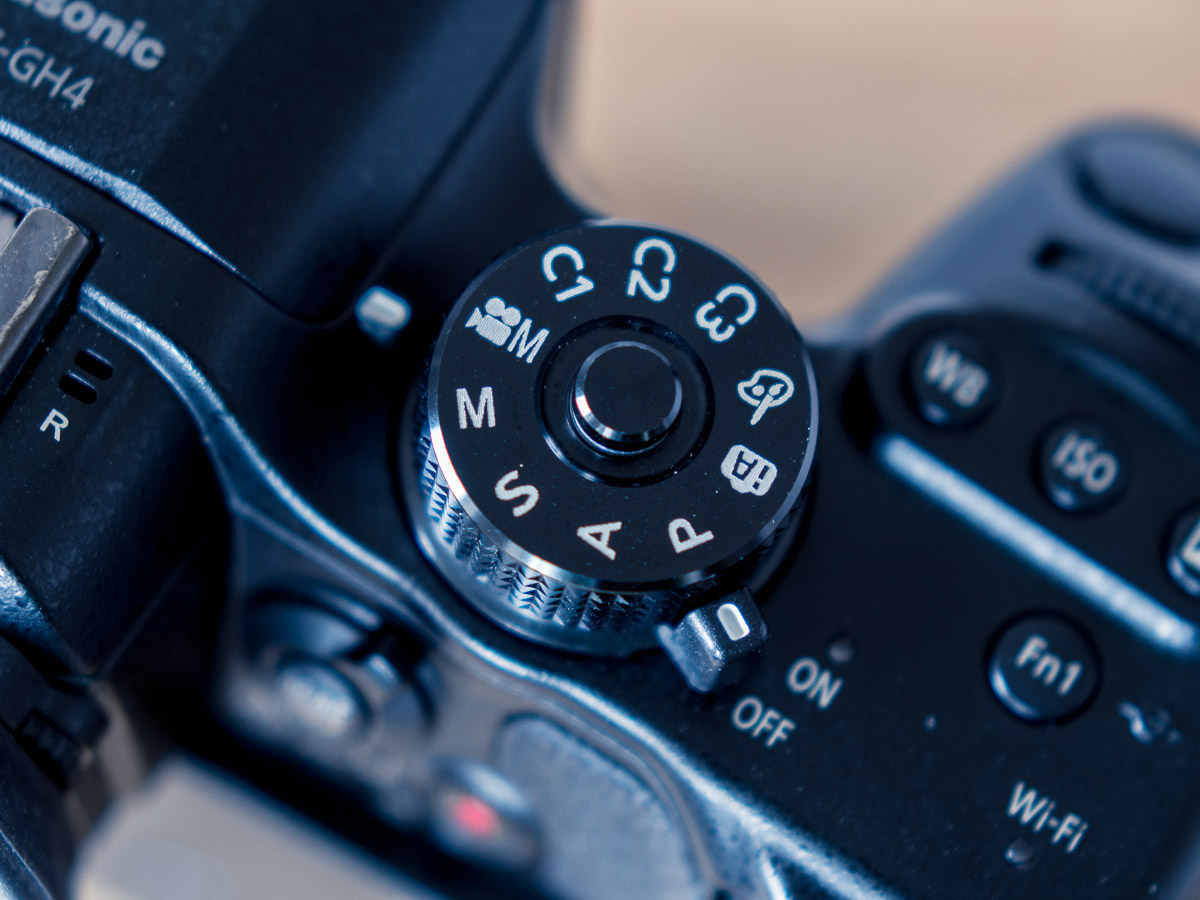 The 5-Minute Quick-Setup Guide for the Panasonic GH4