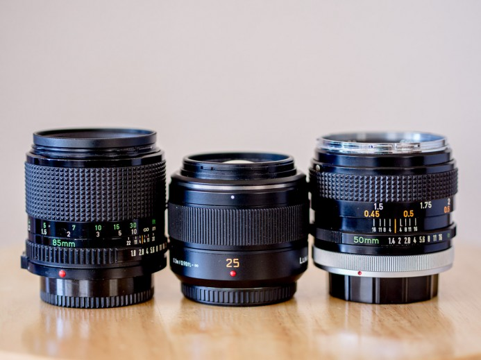 Large collection of primes for the GH4