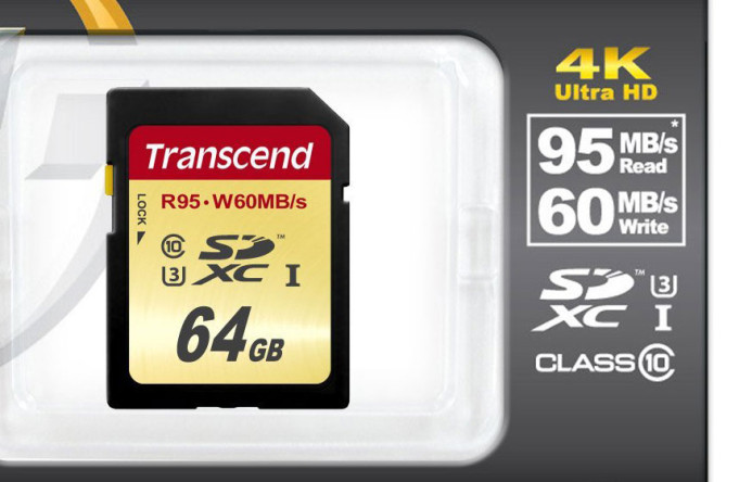Advertised memory card speeds can be misleading