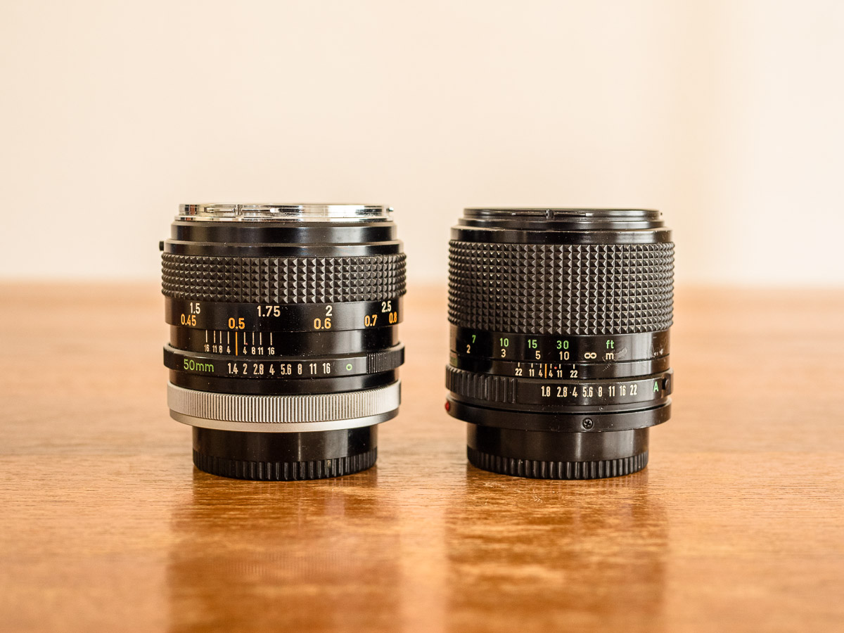 Build a Set of Affordable Full-Frame Lenses for the Sony a7S II with ...