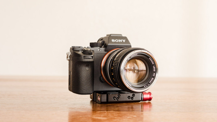 Canon FD 50mm f/1.4 is the perfect walkaround lens for the Sony
