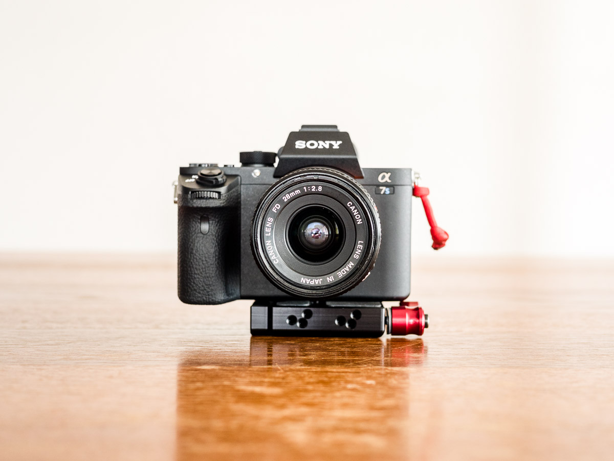 Build a Set of Affordable Full-Frame Lenses for the Sony a7S