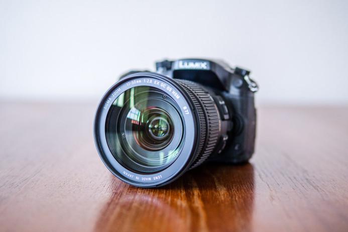 Sigma 17-50mm f/2.8