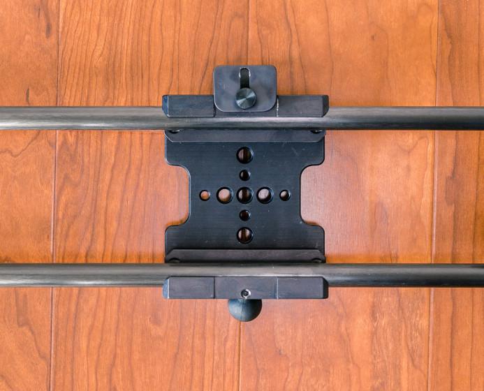 Slider center mount