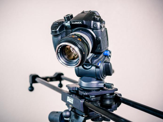 Camera on Slider