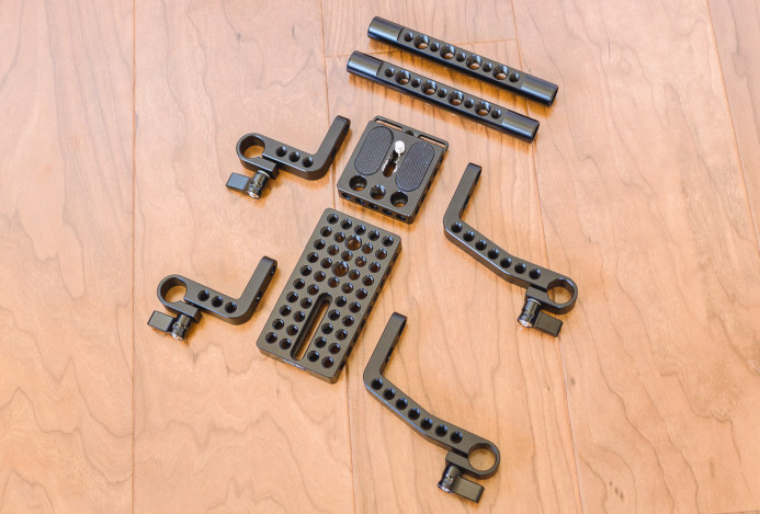 VersaFrame Cage Components