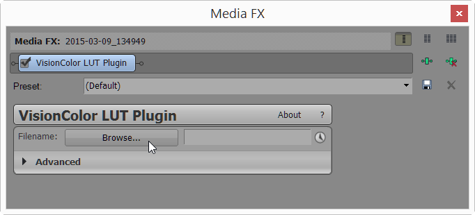 Finally, A Free Way to Use LUTs in Sony Vegas Pro - Suggestion of Motion