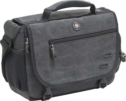 SwissGear Zinc Messenger Camera Bag
