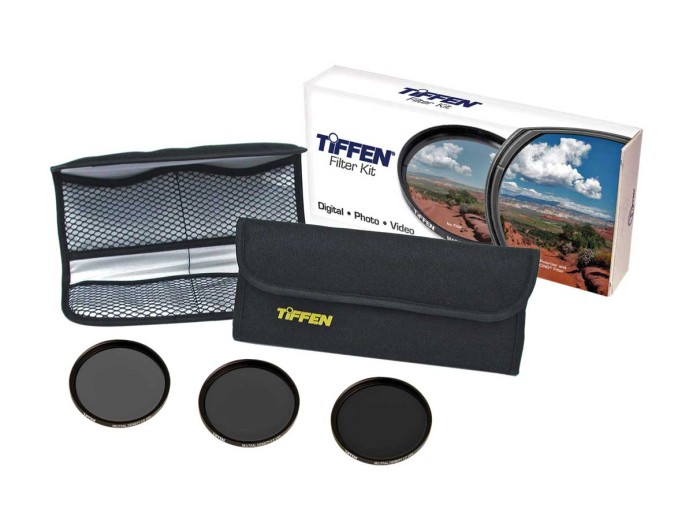 Tiffen ND Filter Set