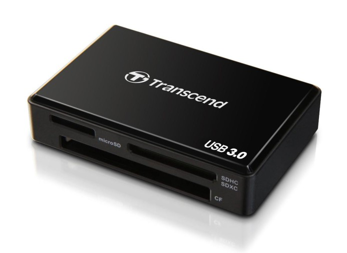 Transcend Multi-Format Memory Card Reader