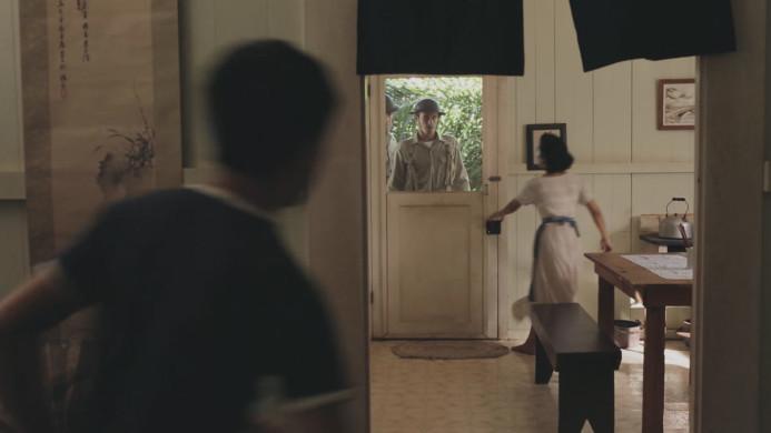 Soldier at the Door