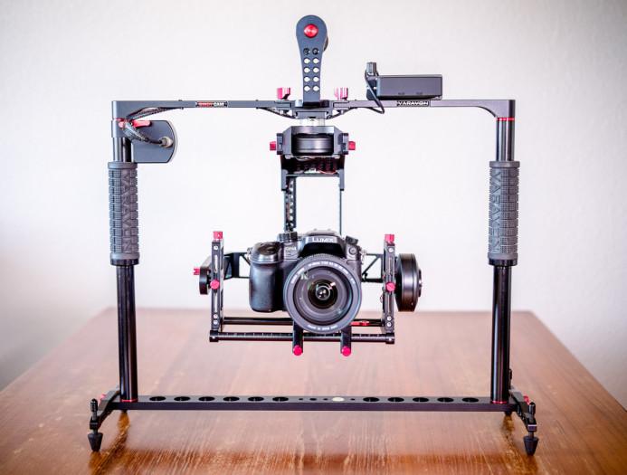 Birdycam 2 has a narrow camera platform