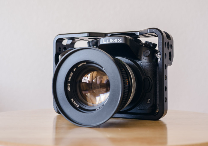 View Factor Contineo GH4 Cage