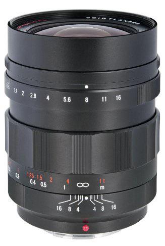 Voigtlander 17.5mm f/0.95