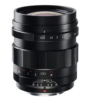 Voigtlander 25mm f/0.95