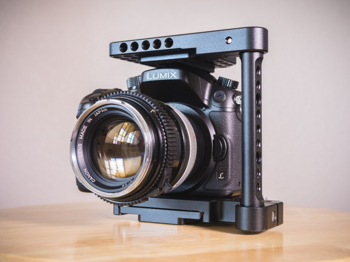 Wooden Camera Quick Cage