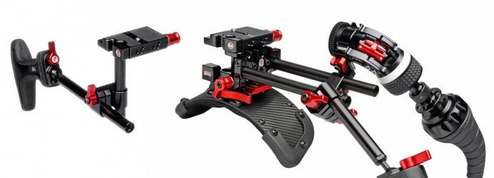 Zacuto Target Shooter & Recoil Rigs